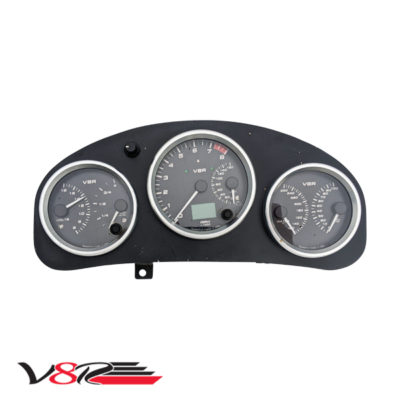 Miata CAN bus gauges and panel